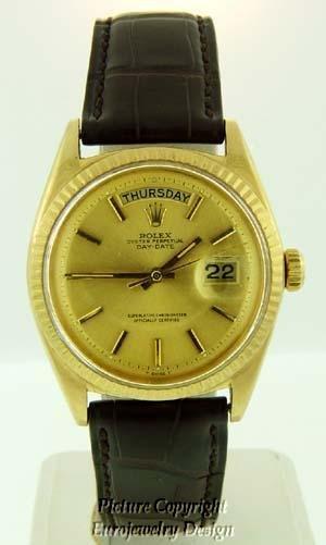 006: Rolex Day Date President Watch Ref.# 1803
