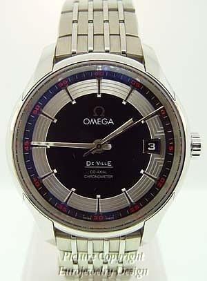 007: Omega DeVille Men's Watch