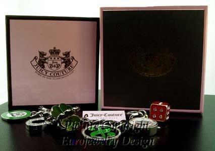 019: Juicy Couture Las Vegas Lucky Charm Bracelet