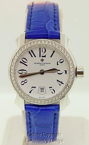 022: Vacheron Constantin Malte 18kt Gold Watch