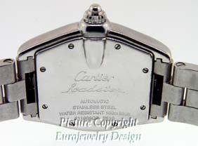 024: Cartier Roadster Stainless Steel Automatic  - 2