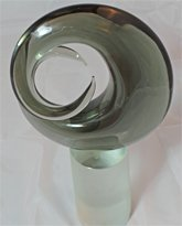 Studio Seguso Signed Glass Sculpture