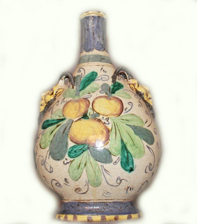 14: Italian Amphora with Pears