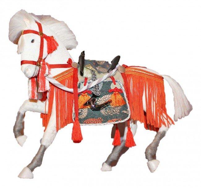 10: Japanese Boy's Day Ningyo Horse