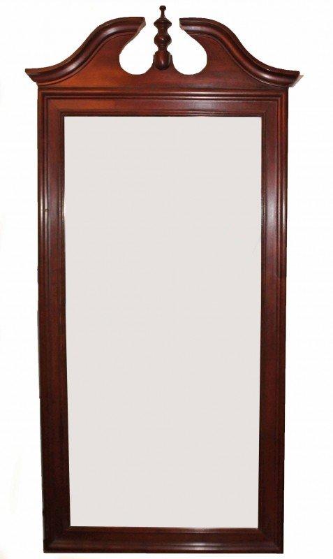 11: Federal Style Wall Mirror