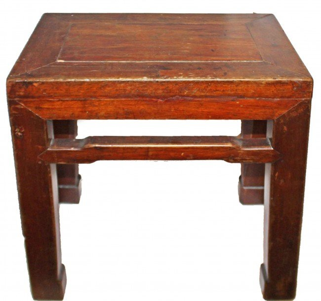 20: Antique Chinese Table