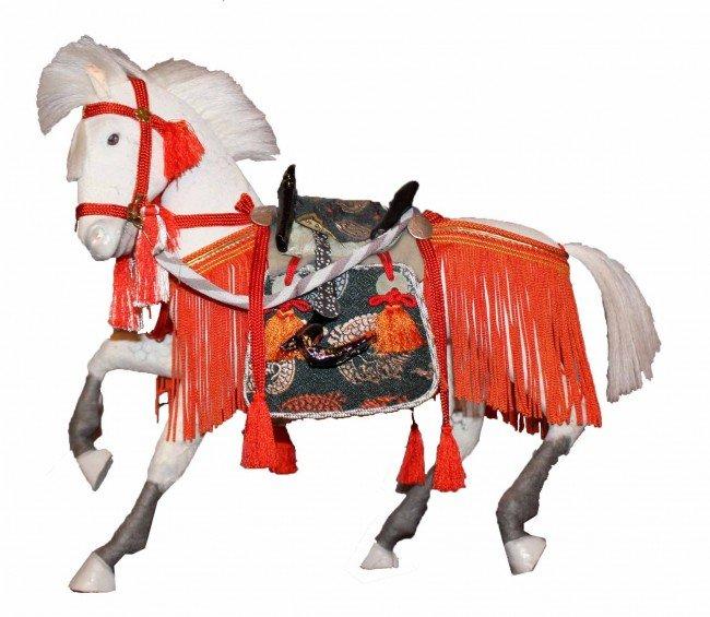 18: Japanese Boy's Day Ningyo Horse