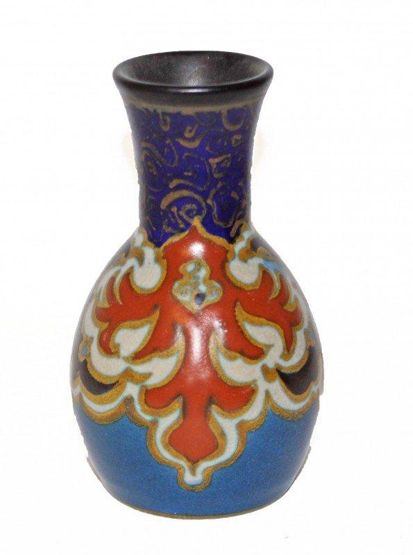 6: Colorful Gouda Vase
