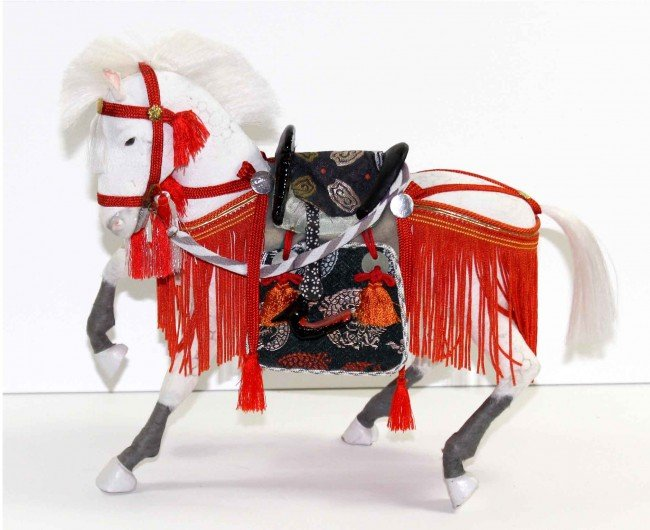 18: Japanese Boy's Day Ningyo Horse