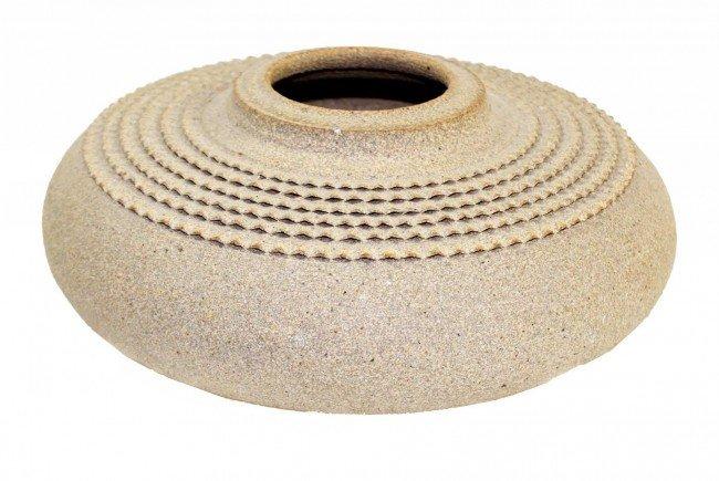 1: Handmade Mediterranean Style Pottery Vase