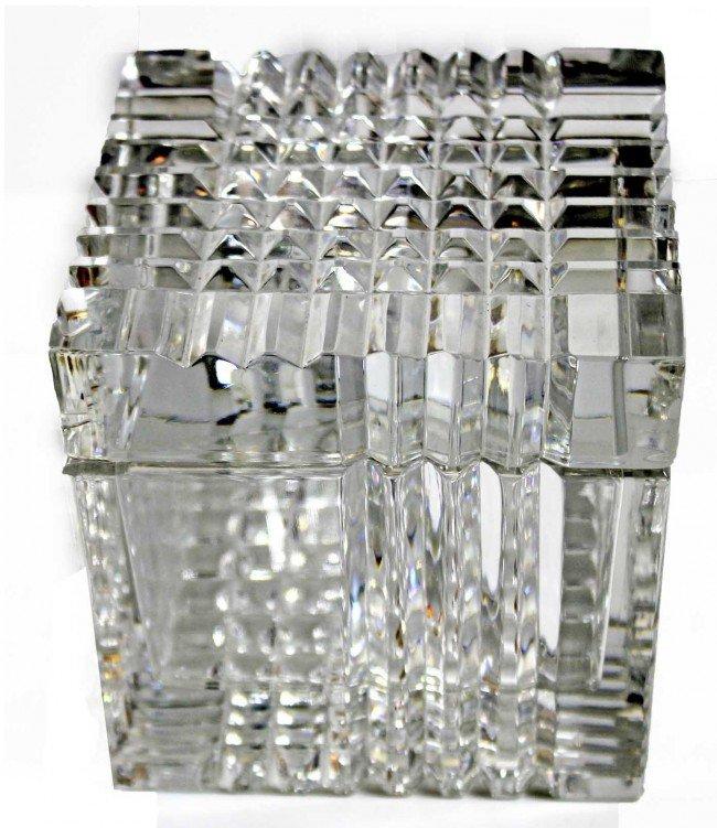9: Crystal Box