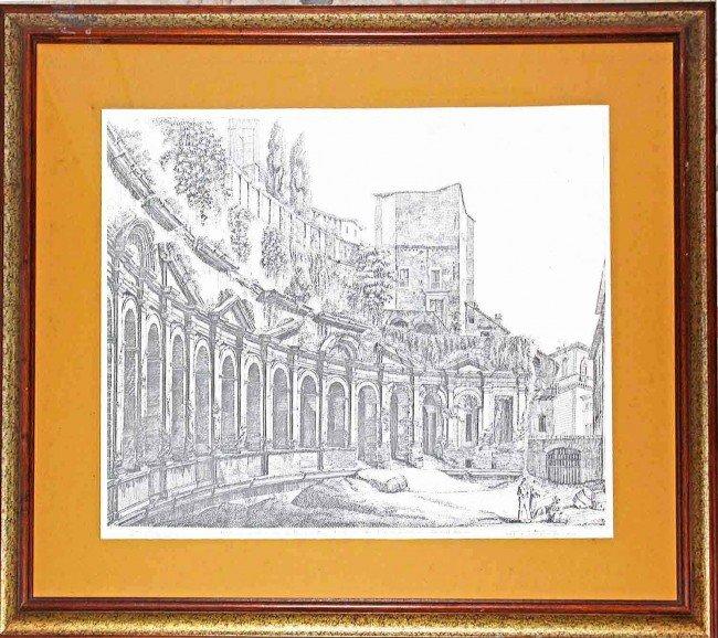 21: Framed Print by  Rossini  Dis E Inc - 2