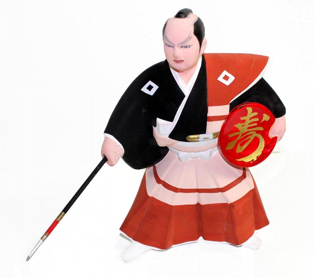 13: Samurai Hakata with Naginata