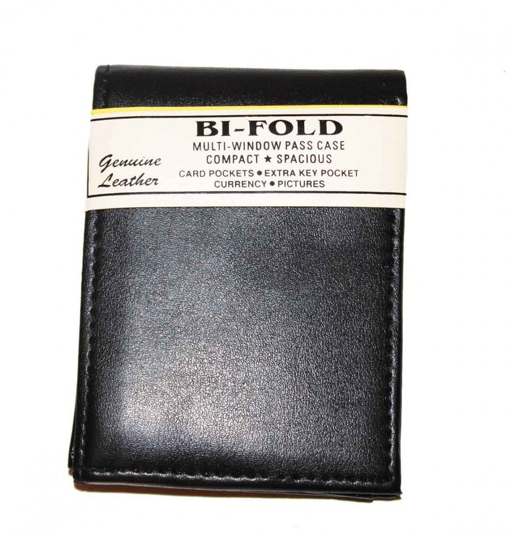 10: New Leather Cerdit Card and Coin Case Wallet