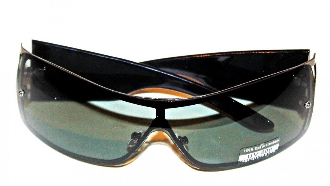 14: New Unisex Pair of Designer Brand Tattoo Sunglasses