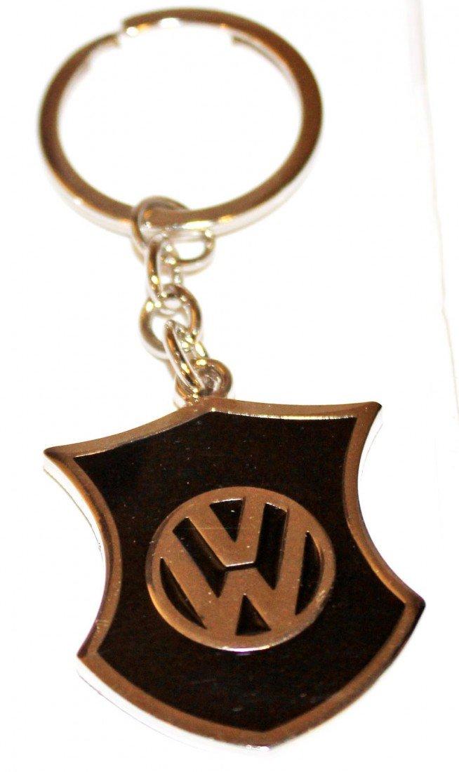 19: New Metal VW Key Chain
