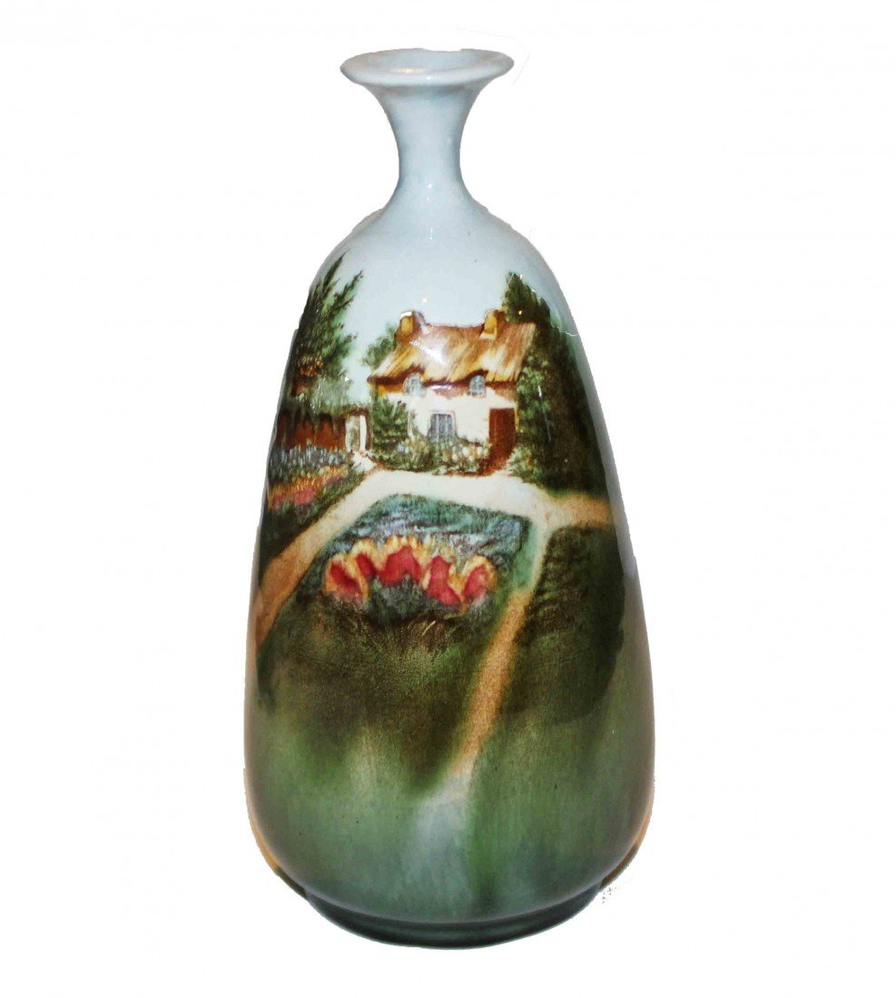 5: Ceramic Bud Vase