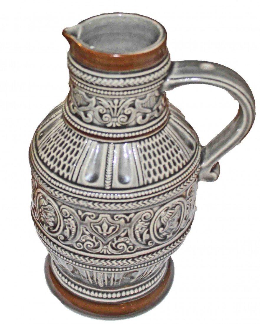 12: Ceramic Stein/Pitcher