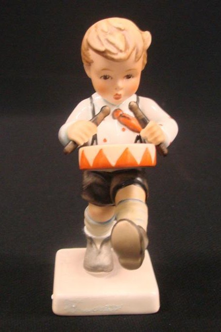 "4: Hummel Figurine ""Little Drummer"" #240 TM 6, Book Val"