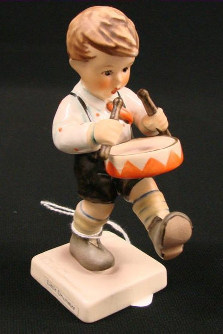 "12: Hummel Figurine ""Little Drummer"" #240 TM 5, Book Va"