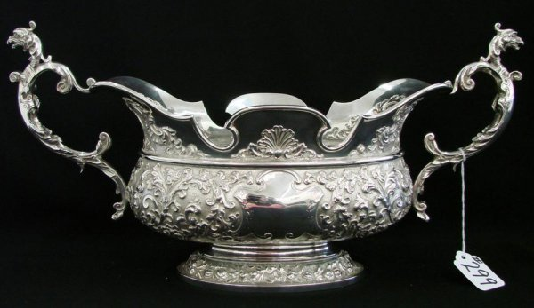 299:  Holland Aldwinckle & Slater Sterling Silver Bowl