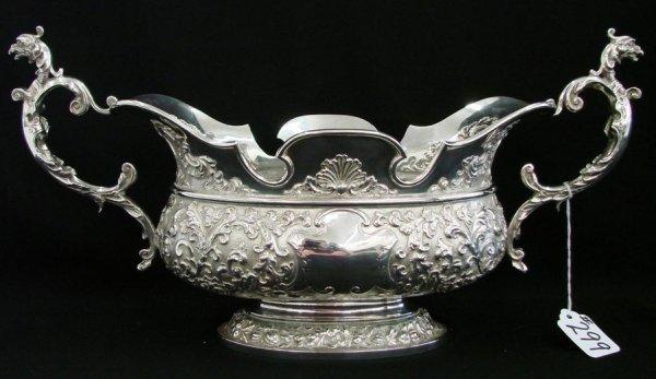 299:  Holland Aldwinckle & Slater Sterling Silver Bowl