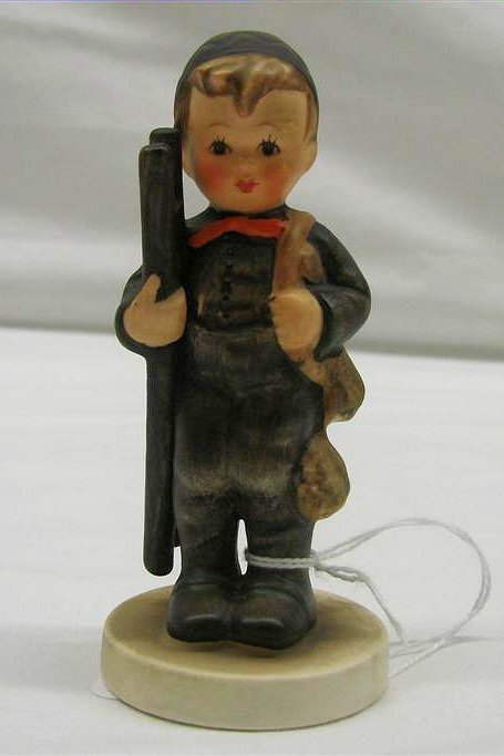 "1: Hummel Figurine: ""Chimney Sweep"" #12 2/0, TMK 3.Book"