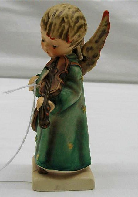 "11: Hummel Figurine: ""Celestial Musician"" # 188/0, TMK"