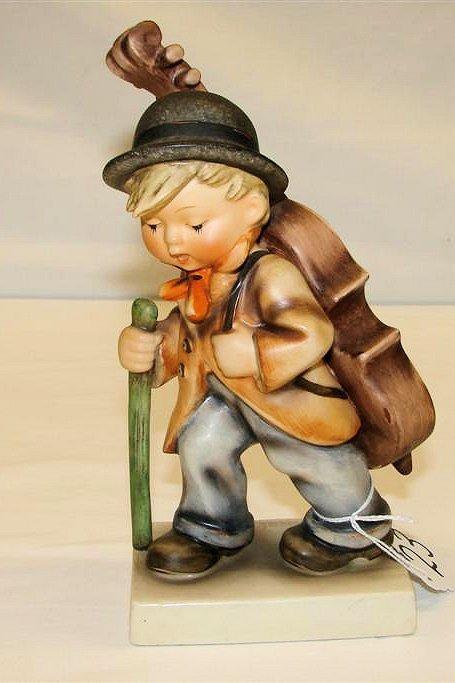 "23: Hummel Figurine: ""Little Cellist"" #89/2, TMK 3. Boo"