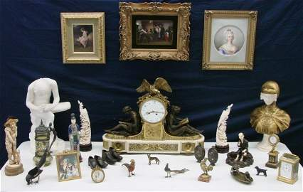 500: 16th -19th Century Fine Antiques