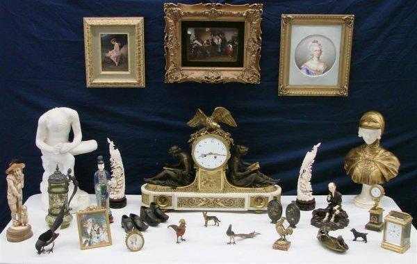 500: 16th -19th Century Fine Antiques
