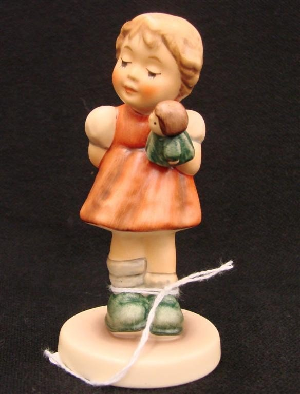 23: Hummel Figurine: Puppet Princess, # 2103/A; TM 8. C