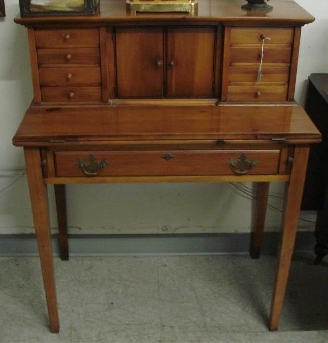 540: Vintage Ladies Writing Desk by Townshend, VT.