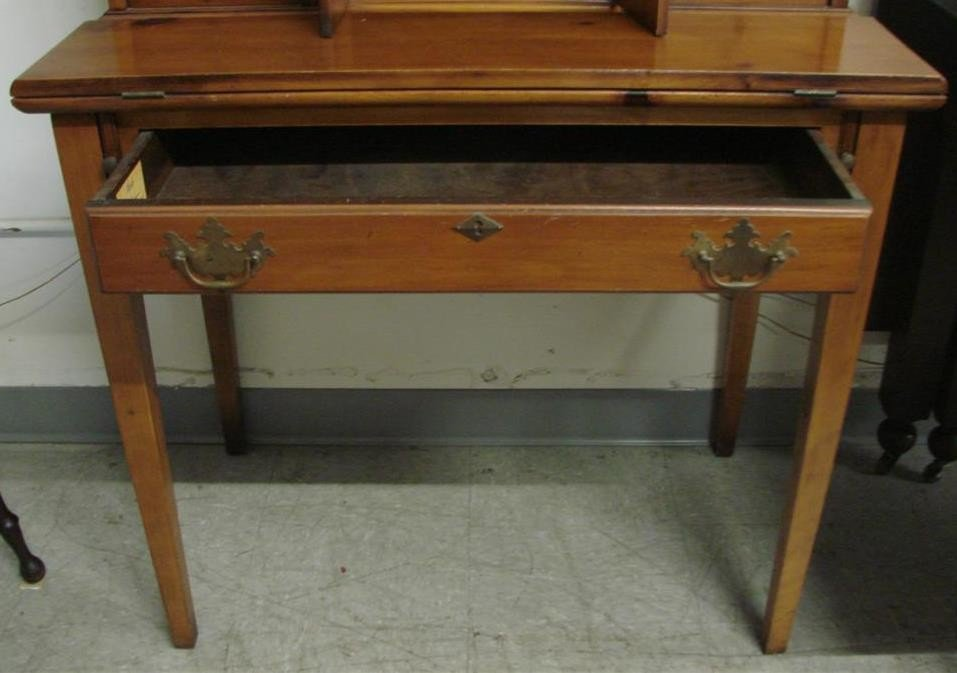540: Vintage Ladies Writing Desk by Townshend, VT. - 5