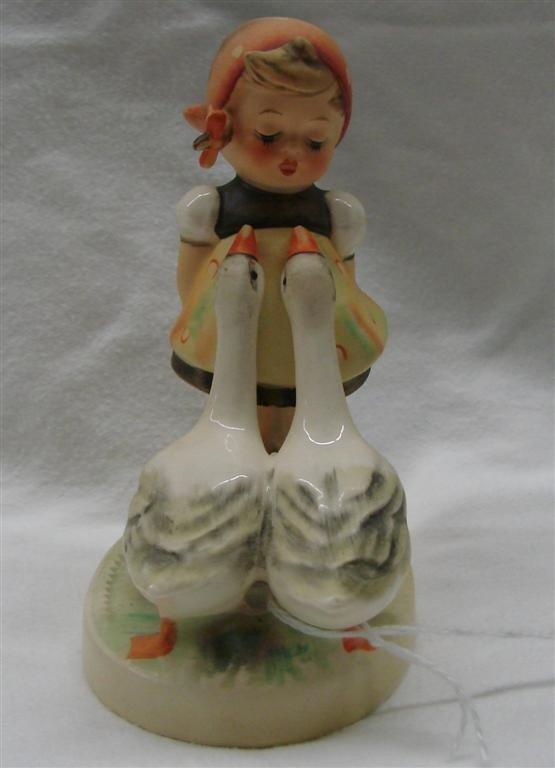 5: Hummel Figurine: Goose Girl, #47/3/0; TM 3.