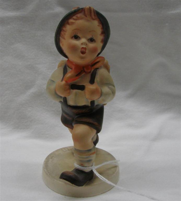 6: Hummel Figurine: School Boy, #82/2/0; TM 2