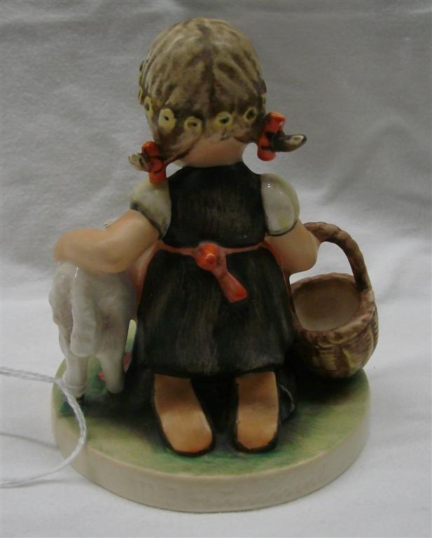 13: Hummel Figurine: Favorite Pet, #361; TM 4 - 3