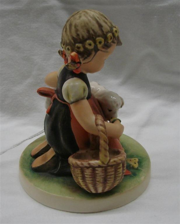 13: Hummel Figurine: Favorite Pet, #361; TM 4 - 4
