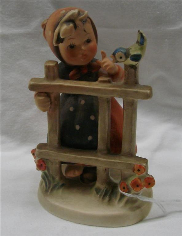 14: Hummel Figurine: Signs of Spring, #203/1; TM 4