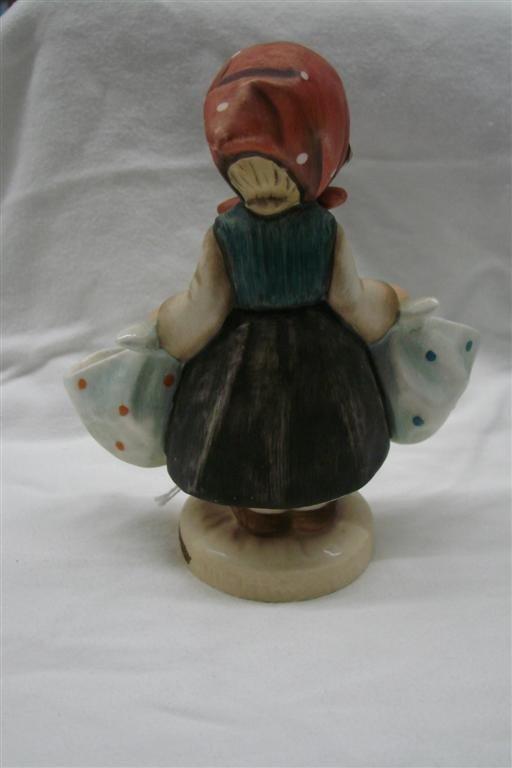 17: Hummel Figurine: Mothers Darling, #175; TM 3  - 3