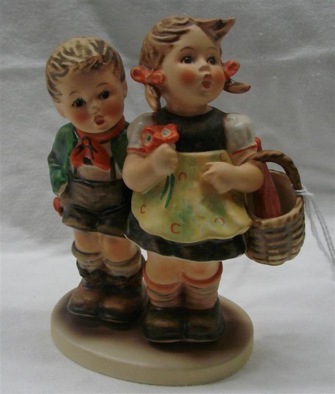 22: Hummel Figurine: To Market, #49/0; TM 5