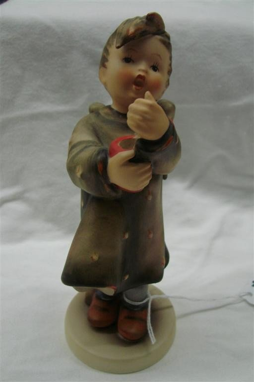 23: Hummel Figurine: Candlelight, #192; TM 3.