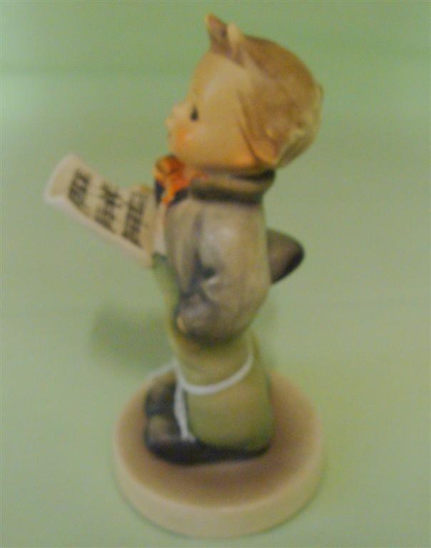 Hummel Figurine: Soloist. # 135; TM 3. Book V - 4