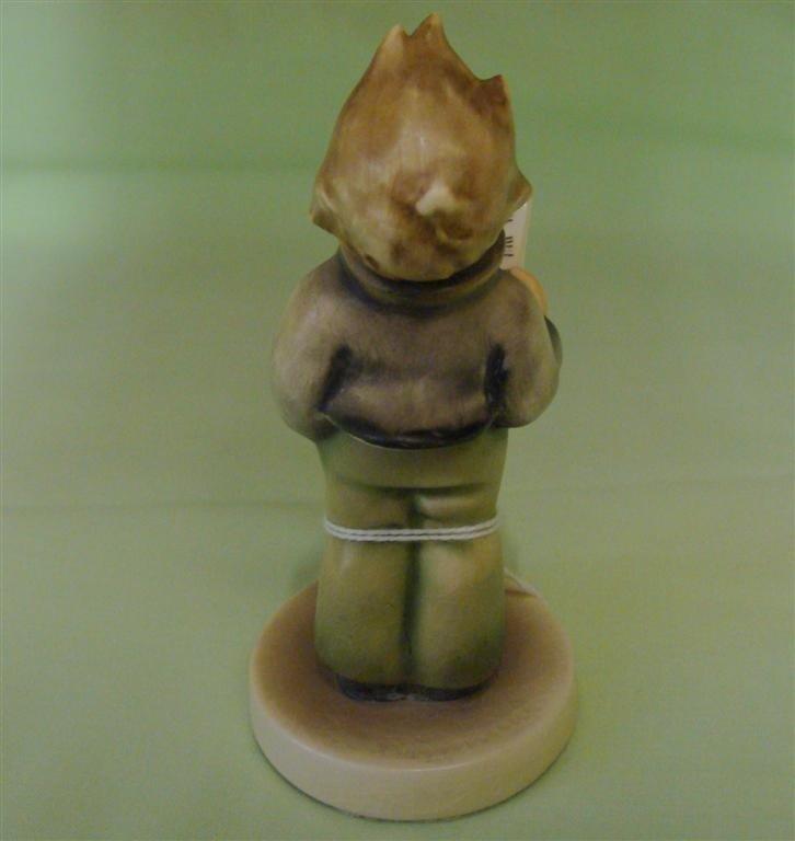 Hummel Figurine: Soloist. # 135; TM 3. Book V - 5