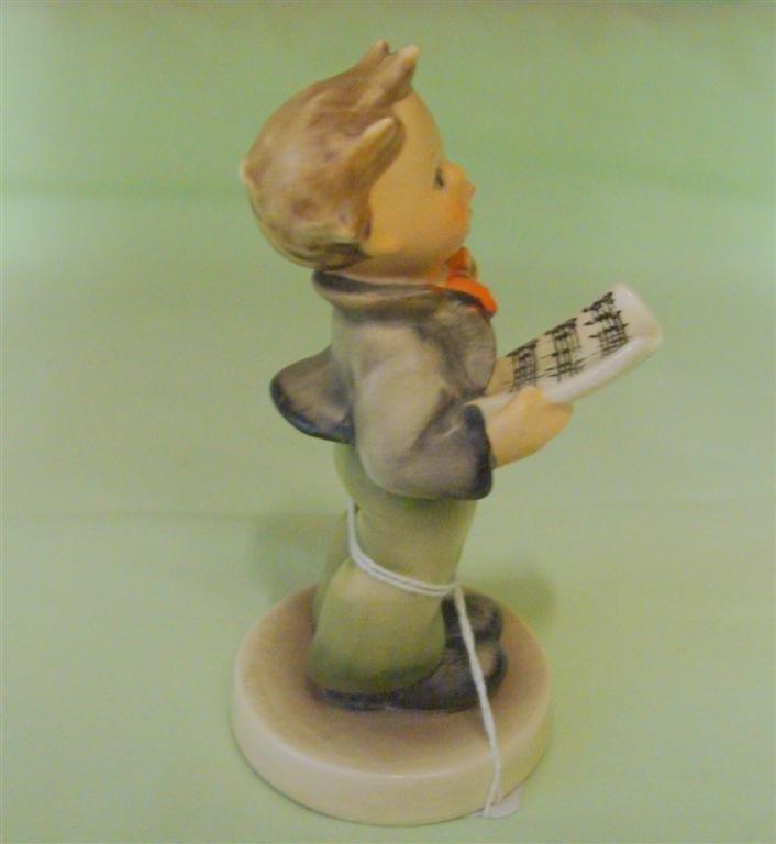 Hummel Figurine: Soloist. # 135; TM 3. Book V - 6