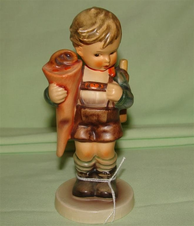 Hummel Figurine: Little Scholar. # 80. TM 3.