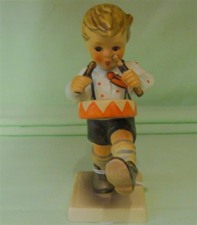 Hummel Figurine: Little Drummer. # 240; TM 3.