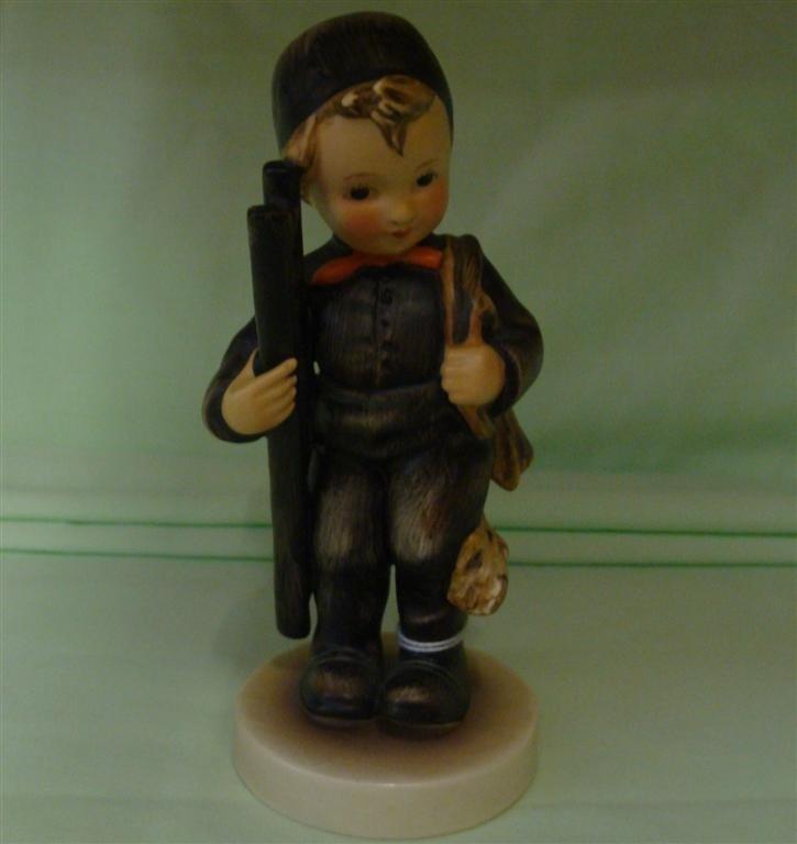 Hummel Figurine: Chimney Sweep # 12/1; TM 2.