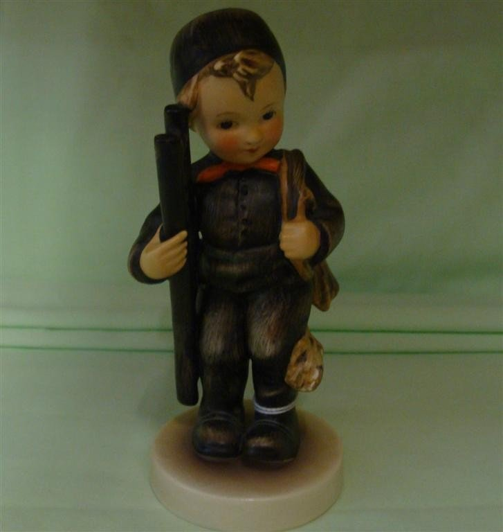Hummel Figurine: Chimney Sweep # 12/1; TM 2. - 2