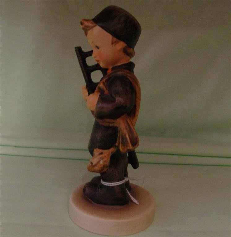 Hummel Figurine: Chimney Sweep # 12/1; TM 2. - 3